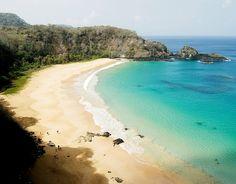 Nordeste  Praia do Sancho, Pernambuco