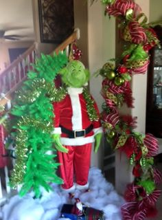 My Grinch Christmas