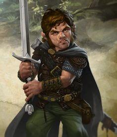 Dungeons And Dragons Art, Dungeons And Dragons Characters, Dnd Characters, Fantasy Characters, Fantasy Races, High Fantasy, Fantasy Rpg, Dnd Halfling, Halfling Rogue