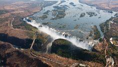 Victoria Falls Africa Animals | Recommended Africa Safaris & Tours - African Wildlife Safaris