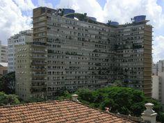 Edifício Bretagne by Catherine Dixon, via Flickr     Edifício Bretagne  Avenida Higienópolis 938  Sao Paulo