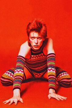 David Bowie. ☚