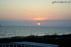 St. Joe Beach sunset
