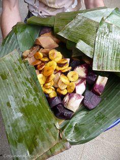 Maa Tahiti : tahitian meal