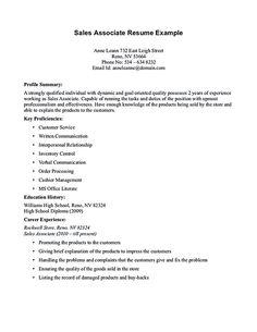 resume for sales associate sales associate job description resume sales associate resume sample sales associate resume skills sample resume for sales
