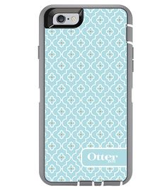 We love these rad iPhone 6 cases! OtterBox's triple-layer protective cases ($60; otterbox.com) #InStyle