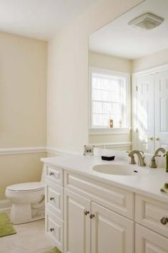 Magnificent Vintage Bathroom Remodel Floors Ideas 7 Stupendous Cool Tips: Mobile Home Bathroom Remodel Corrugated Metal tiny bathroom remodel layout.Simple Bathroom Remodel Before And After large bathroom remodel trough sink. Bathroom Cabinets, Bathroom Wall, Bathroom Ideas, Bathroom Storage, Bathroom Inspiration, Bathroom Ceilings, Bathroom Beadboard, 1950s Bathroom, Bathroom Vintage
