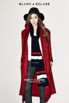 [Pictures] 141204 Jessica for 'BLANC & ECLARE' Promotion ~ smtownsnsd.com - Girls' Generation / SNSD Daily Updates!