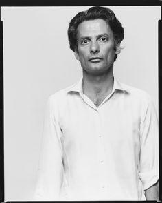 Richard Avedon, photographer, New York, July 23, 1969. Photograph by Richard Avedon. © The Richard Avedon Foundation.