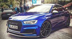 Audi A3 8V Clubsport quattro