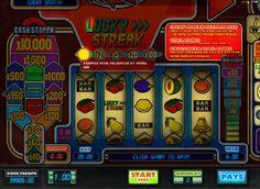 Výherné automaty Lucky Streak - V štýle retro prichádza výherný automat Lucky Streak od MicroGaming. Pripomína starú klasiku z herní a krčiem, ktorú má v pamäti každý z nás. #HracieAutomaty #VyherneAutomaty #Jackpot #Vyhra #Lucky Streak - http://www.hracie-automaty.co/sloty/vyherne-automaty-lucky-streak