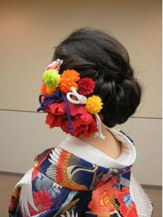 【2015成人式】振袖、結婚式に使えるおすすめ生花、髪飾り【ヘアアクセ】【和装】 - NAVER まとめ
