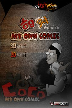 My Own Comic Cover II   Ryogart