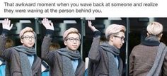 Esp when you dont have your glasses on