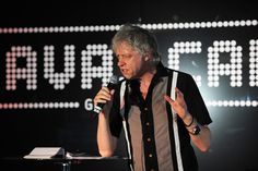 Bob Geldof at the Havas Cafe for Meaningful Hour