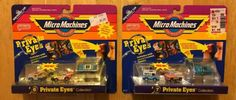 Tanks and Military Vehicles 171138: Micro Machines Private Eyes #6, Micro Machines Lot Of 2, Micro Machines Lot -> BUY IT NOW ONLY: $40.99 on eBay!