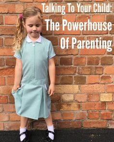 Talking To Your Child: The Powerhouse Of Parenting. Talking to your child about…