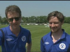 awesome  #aid #and #ball #discuss #ednorton #Ed... #football #james #JamesMcAvoy #mcavoy #norton #oldtrafford #RobbieWilliams #skills #soccer #socceraid #willferrell Soccer Aid: Ed Norton and James McAvoy discuss ball skills http://www.pagesoccer.com/soccer-aid-ed-norton-and-james-mcavoy-discuss-ball-skills/
