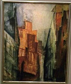 Lionel Feininger, the great German-American expressionist. Repinned by www.gorara.com