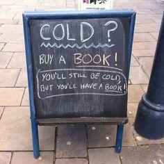 bookishness.