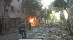 Fuerte explosión en Argentina deja al menos un muerto . .