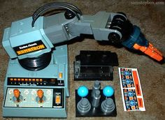 Armatron - All the best toys came from Radio Shack when I was a kid!