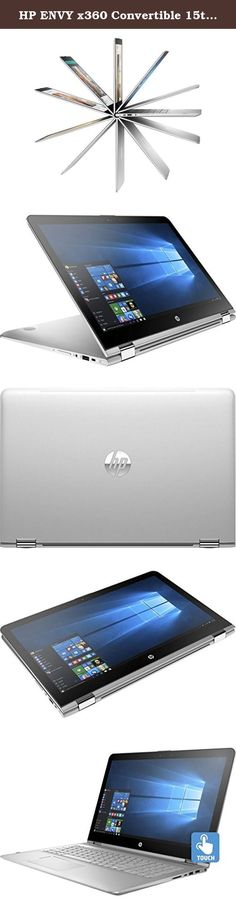 """HP ENVY x360 Convertible 15t UHD 4k Touch 2-in-1 Premium Laptop / Tablet (Intel i7 Processor, 32GB RAM, 1TB HDD + 512GB SSD, 15.6"""" UHD (3840 x 2160) Touchscreen, Win 10 Pro)- T5K88AV. MichaelElectronics2 has upgraded the computer to offer the product with configuration as advertised above. The manufacturer box was opened by our highly skilled technicians in order to test and perform upgrade. Defects & blemishes are significantly reduced by our in depth inspection & testing with a upgraded..."""