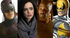 Showrunners Chosen for Marvel-Netflix Series 'The Defenders'