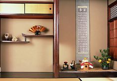 Tokonoma #interior #japan
