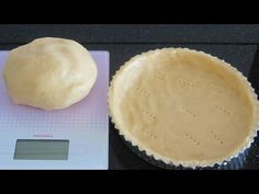 Песочное тесто / Shortcrust pastry - YouTube