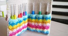 click here u003eu003e crochet hook case free pattern YTCRZLF