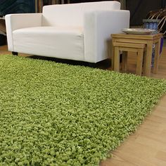 Dumroo Fern Green Rugs
