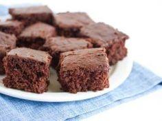 Fantastický čokoládový koláč ze dvou ingrediencí a hotový za pár minut