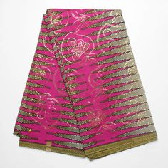 Find More Fabric Information about YBGLP 30 Kwame Pencil Design Pink African Wax Print Cotton Fabric 4 Crafts &…