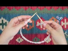 (10547) Knitting in the Round for Beginners - YouTube Knitting Videos, Knitting For Beginners, Knitting Socks, Knitting Needles, Knitting Patterns Free Dog, Knitted Hats Kids, Knit Hats, Knit In The Round, Circular Needles