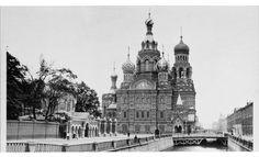St. Peterburg, Russia 1950-1960s