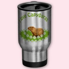 I love Capybaras Coffee Mug