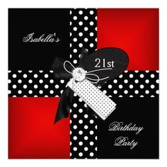 48 best red and black party images on pinterest black party