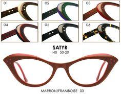 Satyr frames!