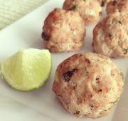 Fast Paleo » Cilantro Lime Chorizo Meatballs - Paleo Recipe Sharing Site