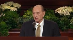 Thomas S. Monson, president of The Church of Jesus Christ of Latter-day Saints, announced plans to build five new temples, located in Brasília, Brazil; Conference Talks, General Conference, President Thomas S Monson, Lds News, Lds Talks, Mormon Quotes, Lds Temples, Lds Church, Latter Day Saints
