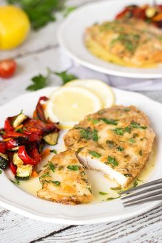 Low Unwanted Fat Cooking For Weightloss Chicken Francaise Is An Italian-American Dish Consisting Of Cooked Chicken Breast Cutlets With Lemon Wine Sauce Entree Recipes, Dinner Recipes, Cooking Recipes, How To Cook Chicken, Cooked Chicken, Turkey Recipes, Chicken Recipes, Chicken Francaise Recipe, Salt Block Cooking