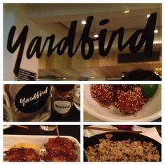 Yardbird  Owned by Matt Abergal, previous chef Masa*** NYC.  33-35 Bridges Street SOHO  上環蘇豪必列者士街 33-35, Sheung Wan, Hong Kong, Tel: +852 2547 9273  Mon to Sat: 6pm – 12 Midnight