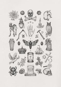Image of 'Das Allerletzte' Limited Edition Giclée Fine Art Print | bradleyjay