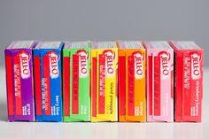 Gelatinas coloridas - Modern Parents Messy Kids