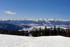 Beautiful Views from the top of Keystone!  www.SummitCove.com