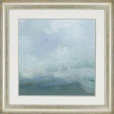 Mountain Mist Framed Giclee Print