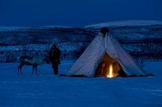 Norway: Reindeer Herding with the Sámi