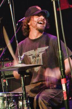 I love him. Eddie Vedder