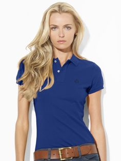 Polo Woman  (One Polo)